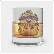 Copo de Whisky - Chivas Regal - Vidro 300ml