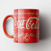 Caneca Coca-Cola Vintage - Coleção Marcas Inesquecíveis - Porcelana 325ml