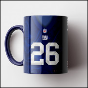 Caneca NFL New York Giants - Camisa 2018/19 - Porcelana 325ml