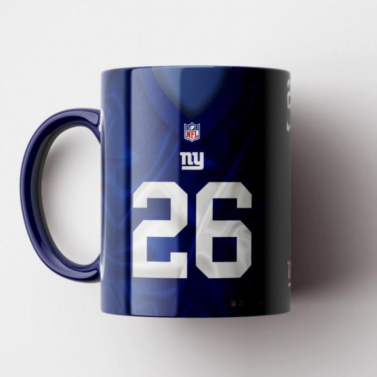 Caneca NFL New York Giants - Camisa 2019 - Porcelana 325ml