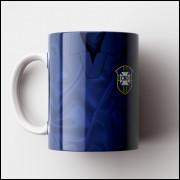 Caneca Brasil - Camisa Campeão Mundial 1958 - Porcelana 325ml