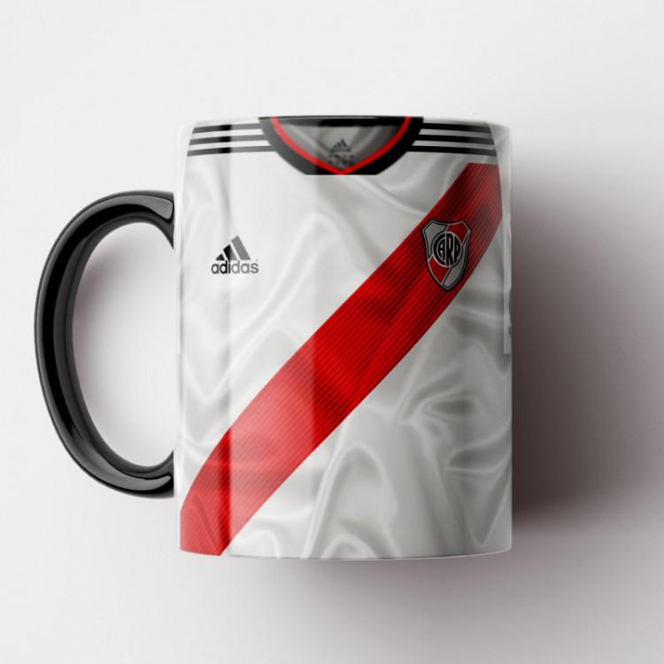 Caneca River Plate - Camisa 2018/19 - Porcelana 325ml