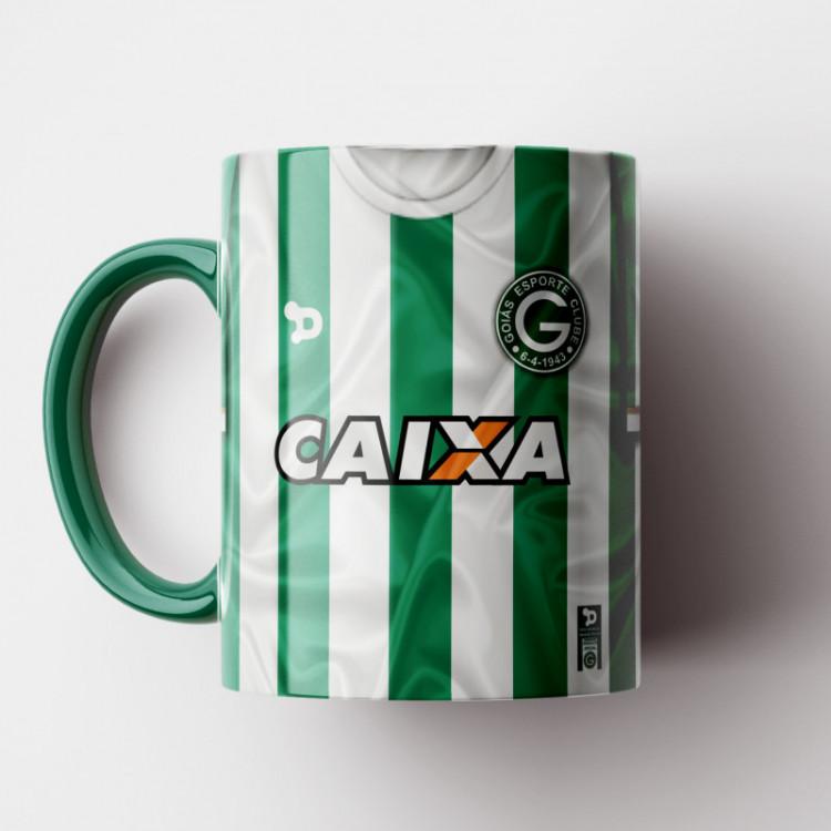 Caneca Goiás EC - Camisa Alternativa 2016  - Porcelana 325ml