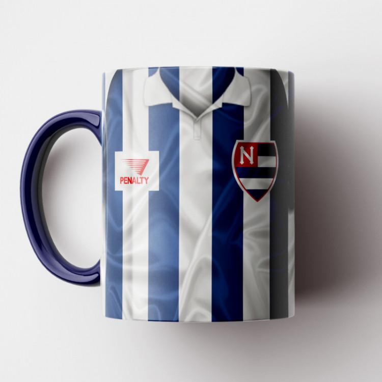 Caneca Nacional - Camisa 2002 - Porcelana 325ml
