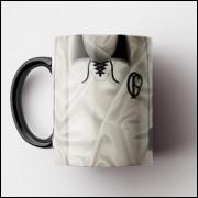Caneca Corinthians - Camisa 1910 - Porcelana 325ml