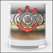 Copo de Whisky do Corinthians - Boteco Corinthiano - Vidro 300ml