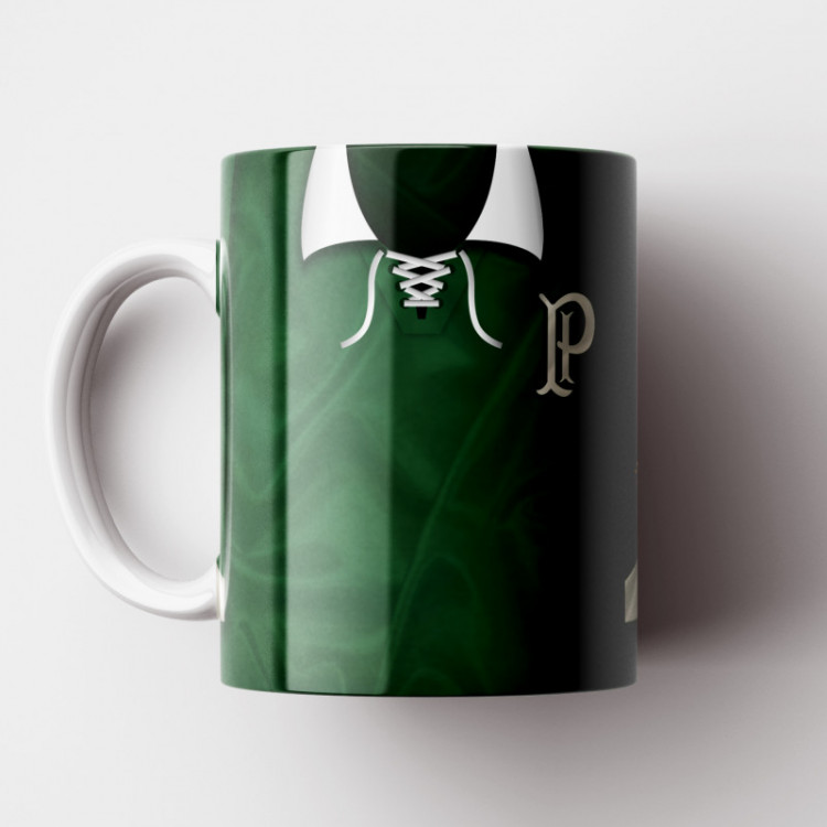Caneca Palmeiras - Camisa 1915 - Porcelana 325ml