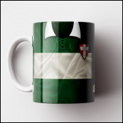 Caneca Palmeiras - Camisa 1917 - Porcelana 325ml