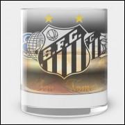 Copo de Whisky do Santos - Boteco Santista - Vidro 300ml