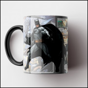 Caneca Batman HQ - Porcelana 325 ml