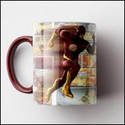 Caneca The Flash HQ - Porcelana 325 ml