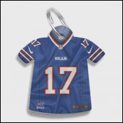 Chaveiro NFL Buffalo Bills - Camisa 2019