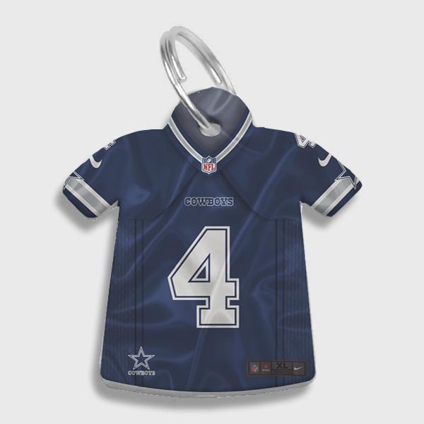 Chaveiro NFL Dallas Cowboys - Camisa 2019
