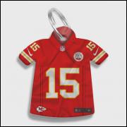 Chaveiro NFL Kansas City Chiefs - Camisa 2019