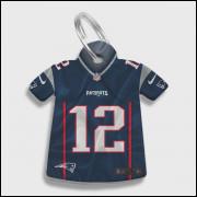 Chaveiro NFL New England Patriots - Camisa 2019