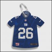 Chaveiro NFL New York Giants - Camisa 2019