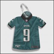 Chaveiro NFL Philadelphia Eagles - Camisa 2019