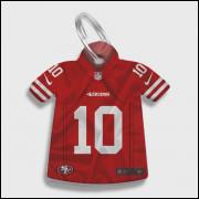 Chaveiro NFL San Francisco 49ers - Camisa 2019