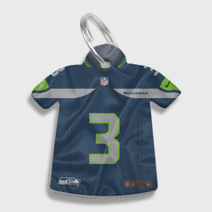 Chaveiro NFL Seattle Seahawks - Camisa 2019