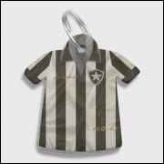 Chaveiro Botafogo - Camisa Listrada - Mané Garrincha