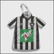 Chaveiro Botafogo - Camisa Listrada - Campeão Brasileiro 1995